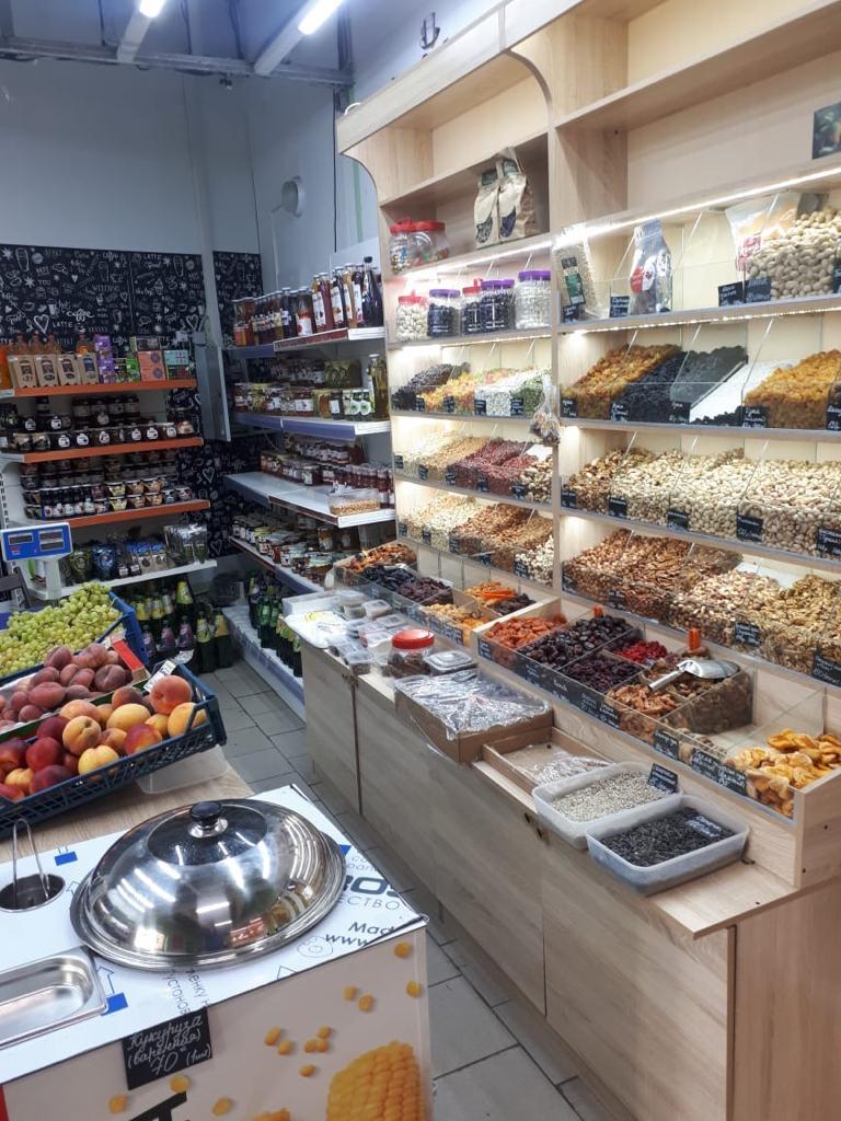 Объявление - Готовый бизнес: магазин фруктов, овощей и сухофруктов